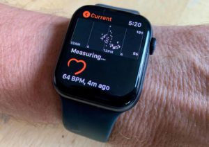 Measuring Heart Rate with Apple Watch